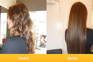 extension cheveux